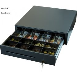 Online cash register cash drawer