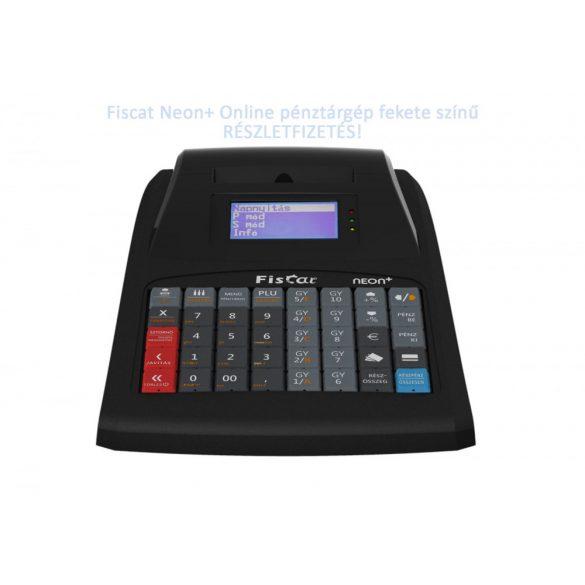 Fiscat Neon+ Online Pénztárgép