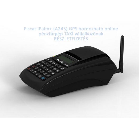 Fiscat iPalm+ Online Pénztárgép